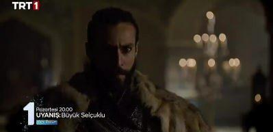 Sultan Melikşah oğlu Tapar için büyük savaş başlatır! Uyanış: Büyük Selçuklu 31. bölüm fragmanı