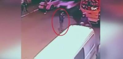 Sultanbeyli'de buzdolabı hırsızlığı kamerada