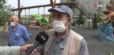 Sultangazi'de yaşlı vatandaşları belediye başkanı karşıladı