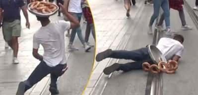 Taksim'deki olay sonrası polis halkı uyardı! Bu görüntülere kanmayın