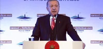 Tarihi açılışta Başkan Erdoğan'dan önemli açıklamalar - 2