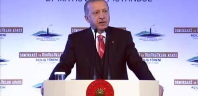 Tarihi açılışta Başkan Erdoğan'dan önemli açıklamalar - 3