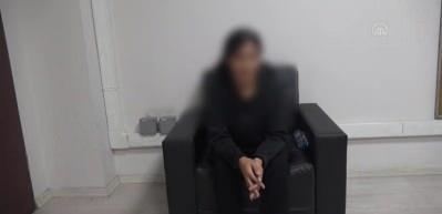 Teslim olan kadın terörist örgütteki tecavüz ve taciz olaylarını anlattı!