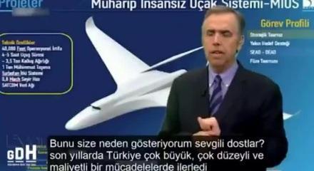 Yunanistan'da SİHA'dan sonra Muharip Uçak Sistemi korkusu - Video 7