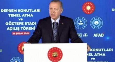 Cumhurbaşkanı Erdoğan'dan İzmir'e müjde! - EMLAK Haberleri