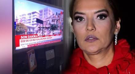 Demet Akalın'dan deprem paylaşımı!
