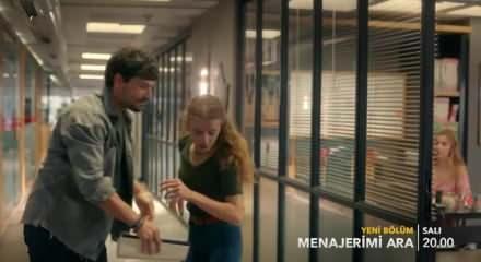 Menajerimi Ara dizisi konuk oyuncuları belli oldu! Menajerimi Ara 7.bölüm fragmanı yayınlandı