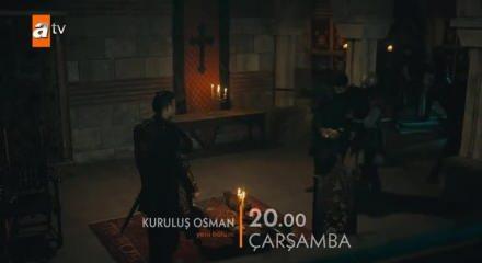 Osman Bey, Tekfur Nikola'yı vuruyor! Kuruluş Osman 35. bölüm 1. fragman
