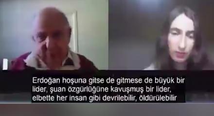 Yunan Türkolog Profesör Kitsikis: ABD 2016'da Erdoğan'ı ortadan kaldırıp 'Dişi Kurdu' iktidar yapacaktı - Video 7