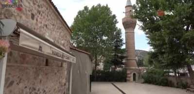 Tokat'ta mimarisi ile dikkat çeken cami