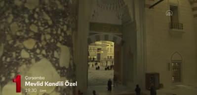 TRT Kıbrıs'tan 'Mevlid Kandili' özel yayını yapacak