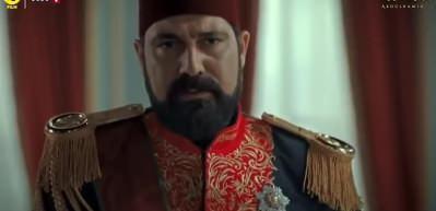 TRT'nin Payitaht Abdülhamid dizisinden Fransa göndermesi!