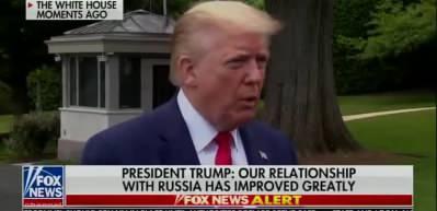 Trump yine yaptı yapacağını: Seni rokete koyup bir süreliğine kurtulmak istiyorum