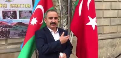 Türk gazeteciler Azerbaycan'da