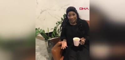 Türkiye'deki kampanyaya destek veren ABD'li sanatçı Miles DHA'ya konuştu