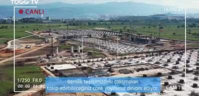 Türkiye'nin Otomobili TOGG'dan heyecanlandıran paylaşım!