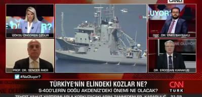 Türkiye'nin S-400'leri nereye konuşlandırılacağını açıkladı