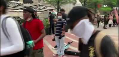 Polis'in ırkçı saldırısı sonrası ABD'nin Minneapolis şehrinde sokağa çıkma yasağı!