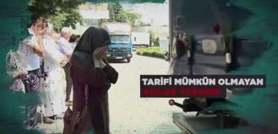 Cumhurbaşkanı Erdoğan'dan Srebrenitsa paylaşımı