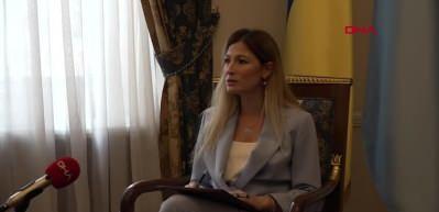 Ukrayna Dışişleri Bakan Yardımcısı Ceppar'dan Türkiye'ye minnettarız mesajı