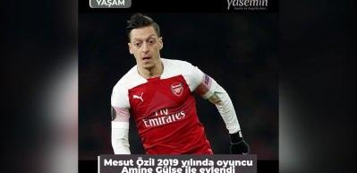 Ünlü futbolcu Mesut Özil 120 tane midye yedi!