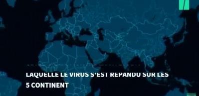 Akılalmaz boyutta ilerliyor: İşte koronavirüsün korkunç yayılma hızı!