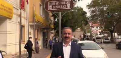 """Meclis Üyesi Burhan: """"Ankara Kalesi'ne otobüs gelmiyor"""""""