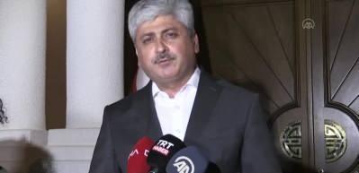"""Vali Doğan: """"Bugün itibarıyla Amanoslar'da PKK terör örgütü imha edilmiştir"""""""