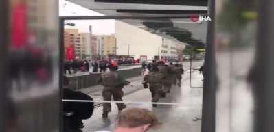 Lyon'da tren istasyonunda bomba alarmı