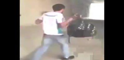 İşgalci İsrail askeri Filistinli öğrenciyi sokak ortasında infaz etti