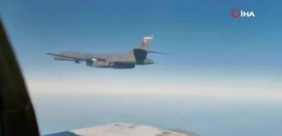 Rus ve ABD uçakları yine karşı karşıya: Uzak Doğu'da gerilim tırmandı!