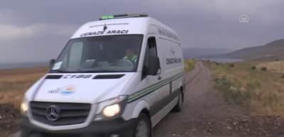 Yabancı uyruklu oldukları değerlendirilen 5 kişinin cesedine ulaşıldı