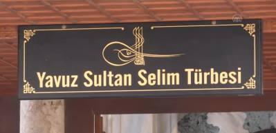 Yavuz Sultan Selim Han vefatının 500. yılında kabri başında anıldı