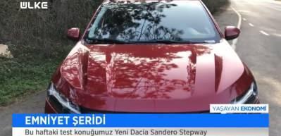 Dacia Sandero Stepway baştan aşağıya yenilendi