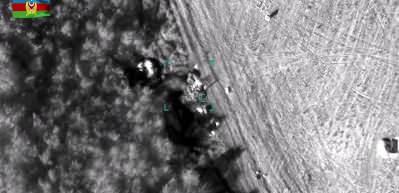 Yeni görüntüler paylaşıldı! Ermenistan askerlerinin SİHA ile öldürüldüğü anlar