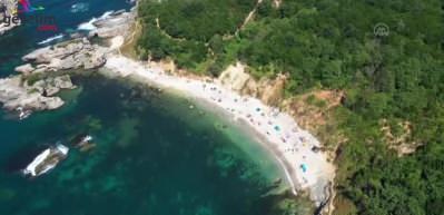 Yeşil ve mavinin en güzel adresleri Sardala Koyu ile Cennet Havuzu
