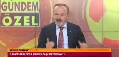 Yusuf Günay: Verilen ret kararı TFF'nin arşivlerindedir