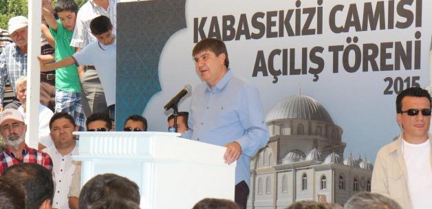 Antalya Büyükşehir Belediye Başkanı Türel, Kaş'ta