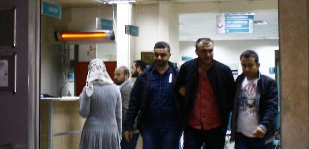 Gazeteci Ahmet Hakan'ın darbedilmesi