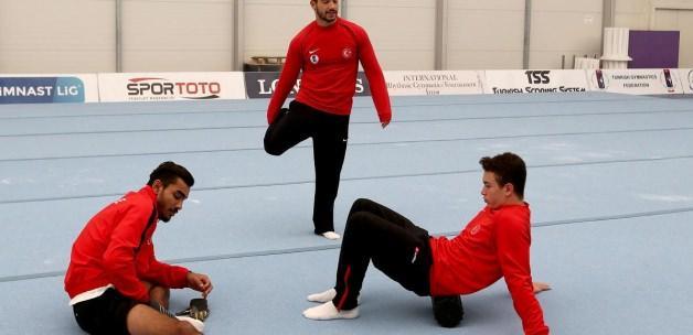 Cimnastikte olimpiyat hedefi