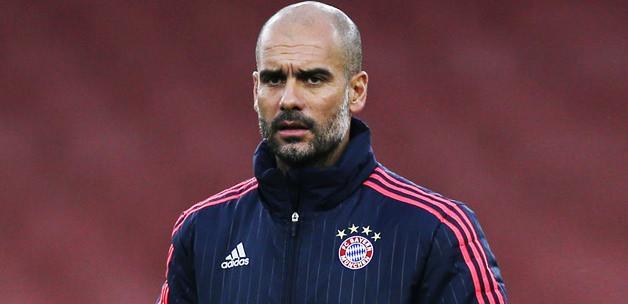Guardiola veda etti! İşte Bayern'in yeni hocası