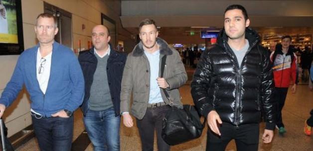 G.Saray'ın yeni transferi İstanbul'da!