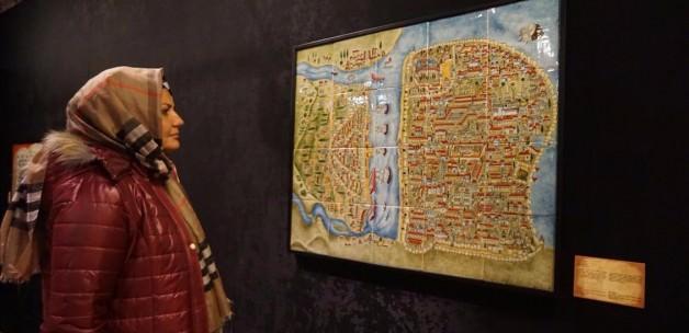Matrakçı Nasuh sergisi istanbul'da