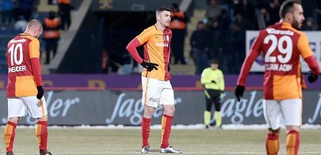 Galatasaray'ın büyük kabusu