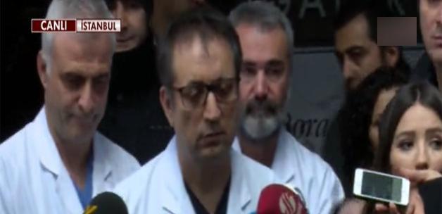 Mustafa Koç'un doktorlarından ilk açıklama...