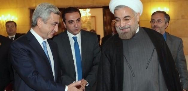 Ruhani ve Sarkisyan telefonda görüştü