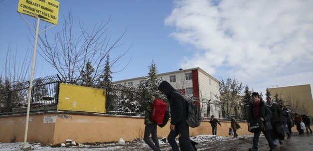Terörün mağdur ettiği öğrencilerin telafi eğitimleri başlıyor