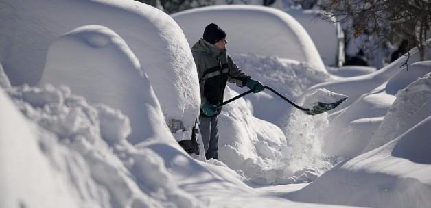 Kar fırtınasının faturası 3 milyar