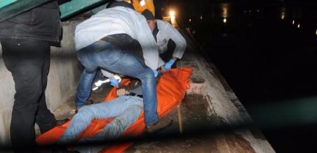 Porsuk Çayı'na düşen 2 gençten biri boğuldu