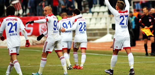 Medicana Sivasspor - Çaykur Rizespor: 2-1